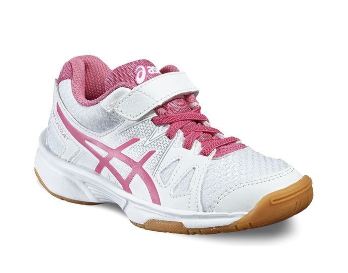 BUTY ASICS PRE UPCOURT PS JUNIOR WHITE