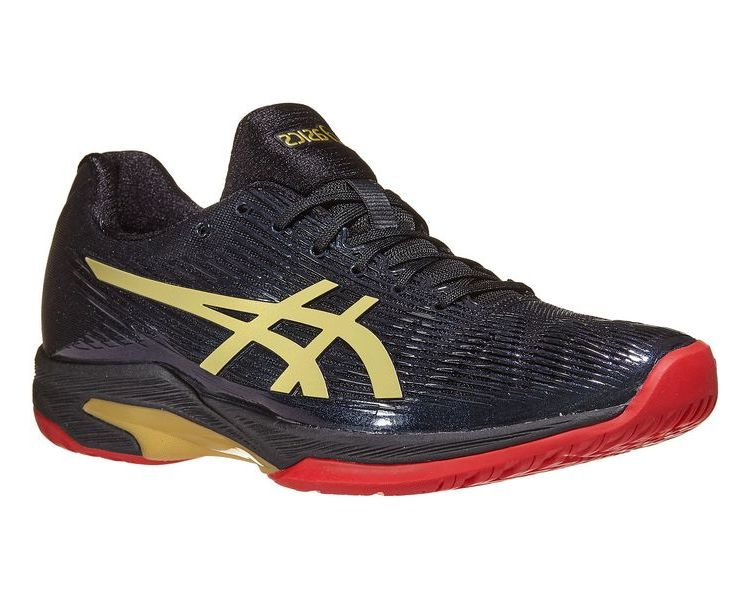 BUTY ASICS SOLUTION SPEED FF LE AC BK MEN 46