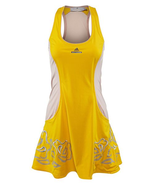 ff6cc84754639d SUKIENKA ADIDAS STELLA McCARTNEY BARRICADE RG DRESS WOMEN